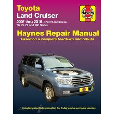 toyota land cruiser 1996 owners manual
