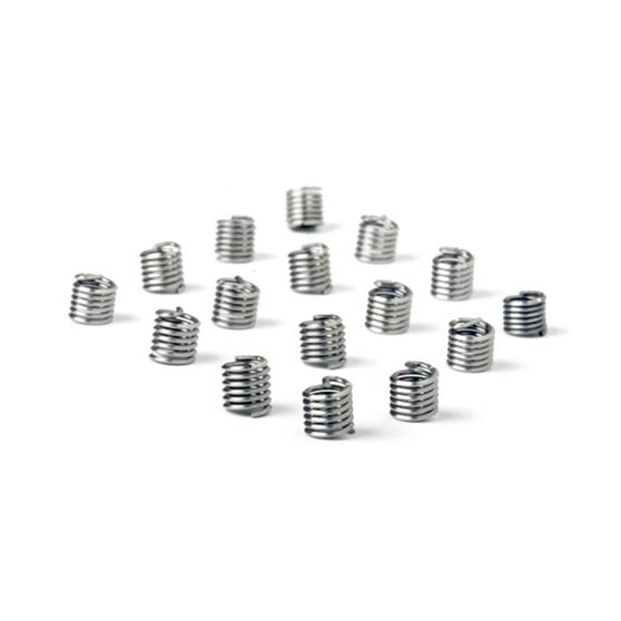HOLLEY FUEL BOWL SCREW HELICOI L KIT INSERTS ONLY, , scaau_hi-res