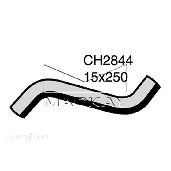 Heater Hose  - HOLDEN JACKAROO L1 - 2.8L I4 Turbo DIESEL - Manual & Auto, , scaau_hi-res