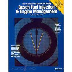 BOSCH FUEL INJECTION & ENGINE MANAGEMENT  9780837603001