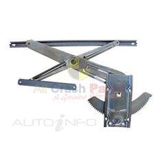 FRT WINDOW REGULATOR RH F/W REG (M) MK TRITON 10/96-6/06