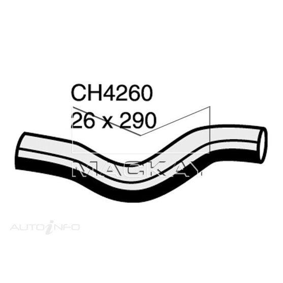 Radiator Upper Hose  - HONDA CIVIC ES - 1.7L I4  PETROL - Manual & Auto, , scaau_hi-res