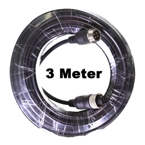 3-METRE 4 PIN PROLINK II EXTENSION CABLE, , scaau_hi-res