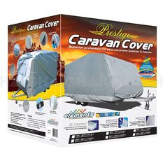 CARAVAN COVERS FITS - 6.00MTRS-6.60MTRS