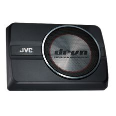 """JVC 8"""" ACTIVE UNDERSEAT SUBWOOFER"""