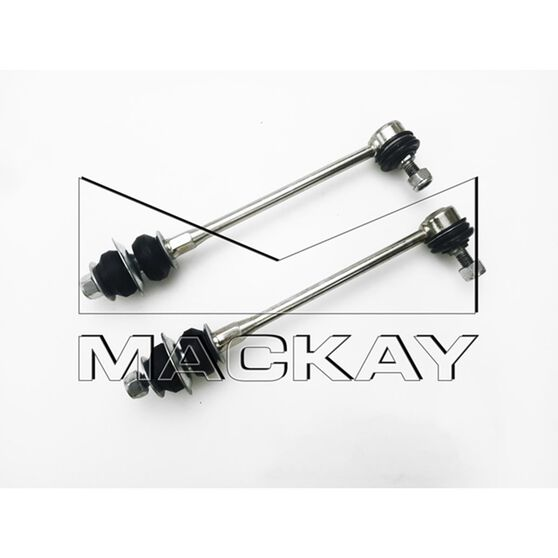 Sway Bar Link Kit Front - (Pair of complete links) - HOLDEN COMMODORE VY - 3.8L V6  PETROL - Manual & Auto, , scaau_hi-res