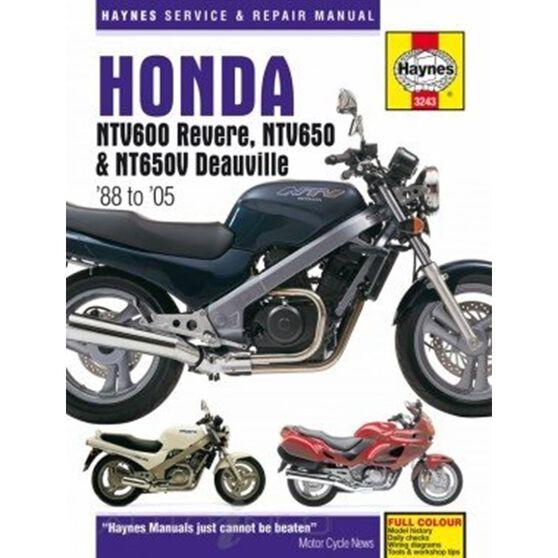 HONDA NTV600 REVERE, NTV650 & NT650V DEAUVILLE 1988 - 2005, , scaau_hi-res