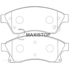MAXISTOP DBP (F) HOLDEN CRUZE 9/2009 ON