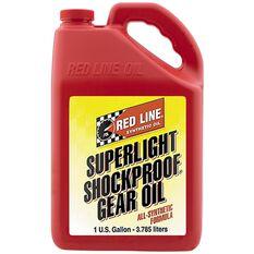 REDLINE SUPERLIGHT SHOCK PROOF GEAR OIL GAL [3.78 L]