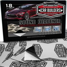 Sound Deadener - Stage 1 Silver 1.8sq/m, , scaau_hi-res