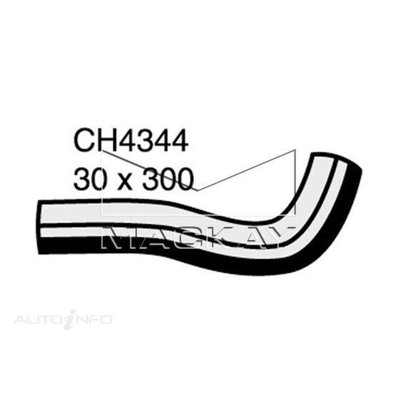 Radiator Upper Hose  - MAZDA MX5 NA - 1.8L I4  PETROL - Manual & Auto, , scaau_hi-res