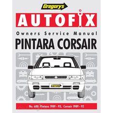 FORD PINTARA/CORSAIR U12 1989-1992