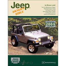 OWNBIBLE  JEEP 3RD ED 9780837611174