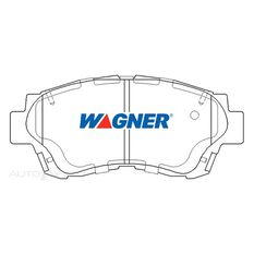 Wagner Brake pad [ Holden/Lexus & Toyota 1991-2004 F ], , scaau_hi-res