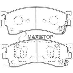 MAXISTOP DBP (F) TELSTAR AX, AY, 626 GE, GF, MX6