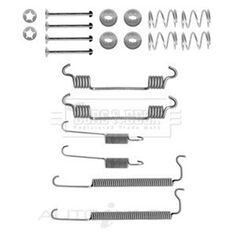 CHEVR. AVEO,KALOS, LACETTI 05- FITTING KIT - SHOES, , scaau_hi-res