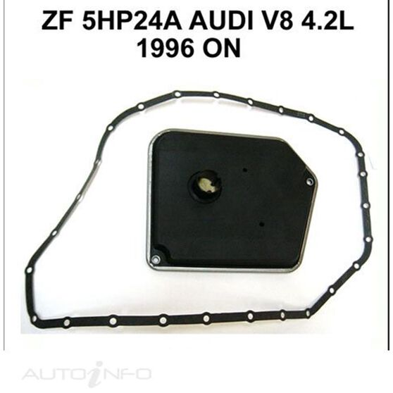 Zf 5Hp24A Audi V8 4.2L 4WD 1996 On, , scaau_hi-res