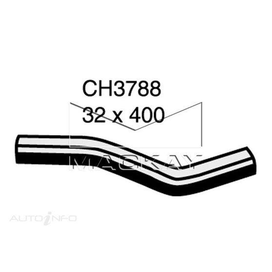 Top Hose TOYOTA Cressida   RX80  22R *, , scaau_hi-res