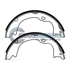 Brake Shoes - Dodge / Jeep Parking Brake 207mm, , scaau_hi-res