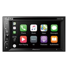 "Pioneer 6.2"" Audio Visual Head Unit with CarPlay & Bluetooth - AVHZ2250BT"