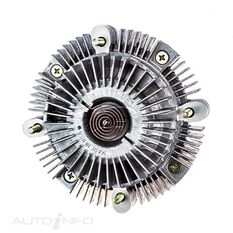 FAN CLUTCH HOLDEN TOYOTA - RODEO JACKAROO LANDCRUISER, , scaau_hi-res