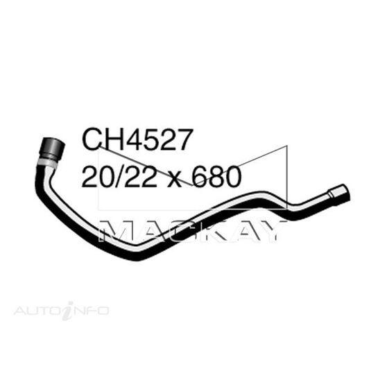 HEATER HOSE  - BMW 323I E46 - 2.5L I6  PETROL - MANUAL & AUTO