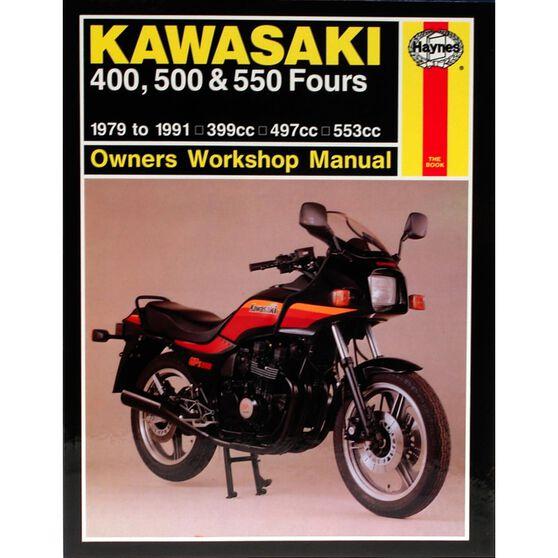 KAWASAKI 400, 500 & 550 FOURS 1979 - 1991, , scaau_hi-res