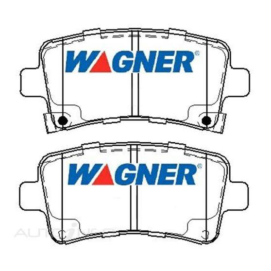 Wagner Brake pad [ Holden 2013 - on  R ], , scaau_hi-res