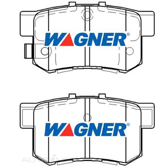 Wagner Brake pad [ Honda 1985-2012 R ], , scaau_hi-res