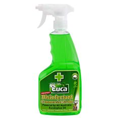 EUCA DISINFECTANT 500ML SPRAY, , scaau_hi-res