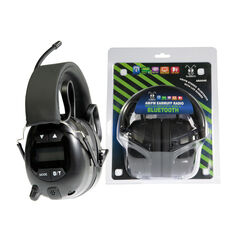 AM/FM EARMUFF RADIO WITH BLUETOOTH ACTIVE NOISE REDUCTION, , scaau_hi-res