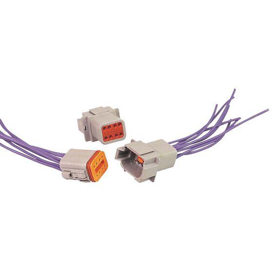 CONNECTOR, DEUTSCH 8 PIN *, , scaau_hi-res