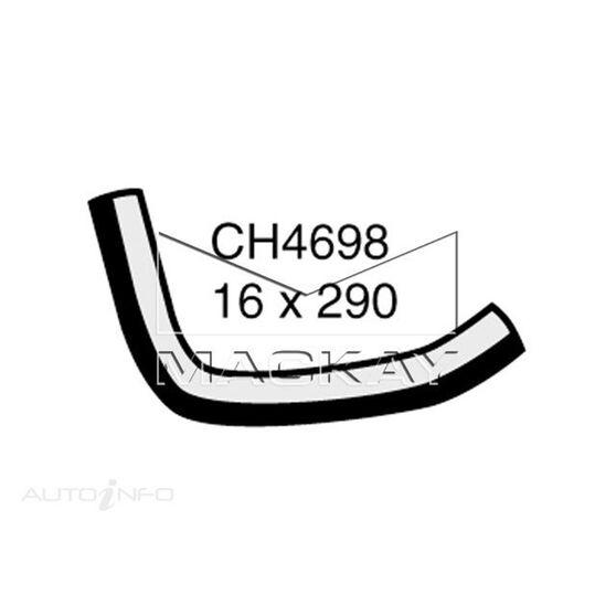 Heater Hose  - TOYOTA HIACE KDH200R - 2.5L I4 Turbo DIESEL - Manual & Auto, , scaau_hi-res