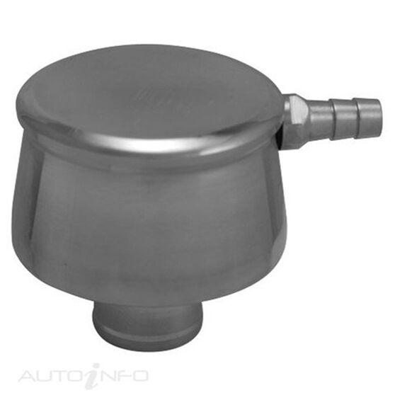 BILLET OIL CAP WITH PCV PLAIN, , scaau_hi-res