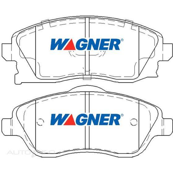 Wagner Brake pad [ Holden Barina/Combo & Tigra 2001-2011 F ], , scaau_hi-res