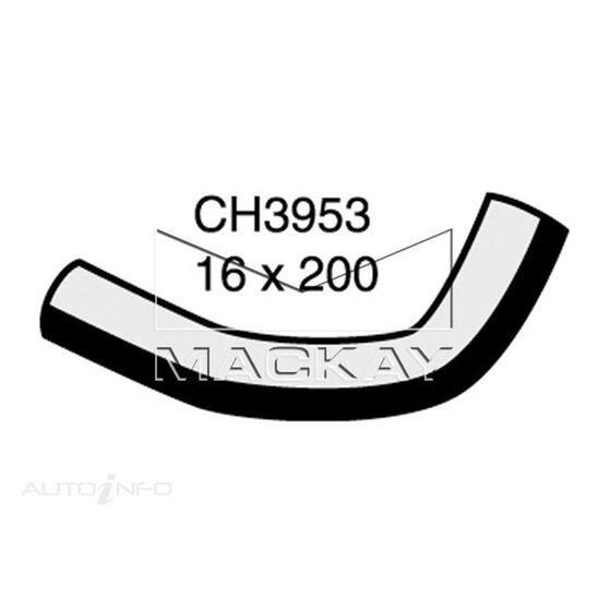 Heater Hose  - TOYOTA HIACE LH100R - 2.4L I4  DIESEL - Manual & Auto, , scaau_hi-res