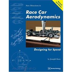 RACE CAR AERODYNAMICS DESIGNING FOR SPEED 2ND ED (REVISED)  9780837601427, , scaau_hi-res