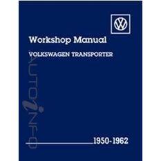 WSHOPMAN  VW TRANSPORTER 1950-1962    9780837603827, , scaau_hi-res
