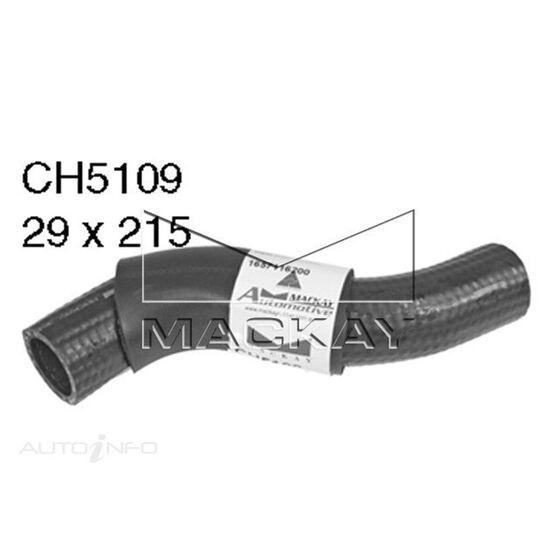 Radiator Upper Hose  - TOYOTA COROLLA AE96R - 1.8L I4  PETROL - Manual & Auto, , scaau_hi-res