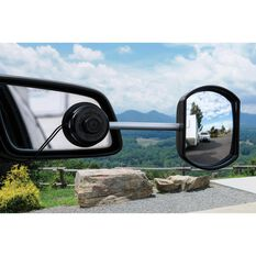 TOWING MIRROR SUCTION FITTING  FLAT GLASS CAMEC, , scaau_hi-res