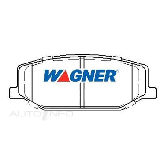 Wagner Brake pad [ Holden & Suzuki 1981-2000 F ], , scaau_hi-res