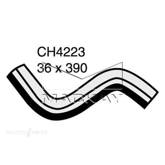 Radiator Lower Hose  - TOYOTA LANDCRUISER KZJ95R - 3.0L I4 Turbo DIESEL - Manual & Auto, , scaau_hi-res