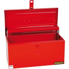TOOL BOX SINGLE COMPARTMENT WITH CANTILEVER TRAY LARGE, , scaau_hi-res
