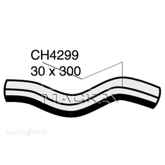 Radiator Upper Hose  - HONDA CIVIC FD - 1.8L I4  PETROL - Manual & Auto, , scaau_hi-res