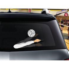 Wiper Tags Volley Ball