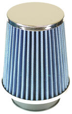 SAAS PERFORMANCE BLUE SMALL CONE POD FILTER 76MM, , scaau_hi-res