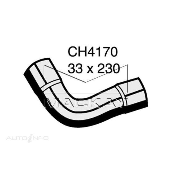 Radiator Upper Hose  - HOLDEN BARINA XC - 1.4L I4  PETROL - Manual & Auto, , scaau_hi-res