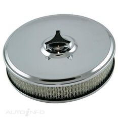 AIR FILTER 229MM (9IN) DIA SUIT HOLLEY