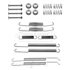 VAG INCA, ROOMSTER, CADDY 95- FITTING KIT - SHOES, , scaau_hi-res