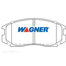 Wagner Brake pad [ Mitsubishi & Proton 1989-2014 F ], , scaau_hi-res